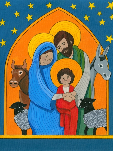 01-Holy Nativity