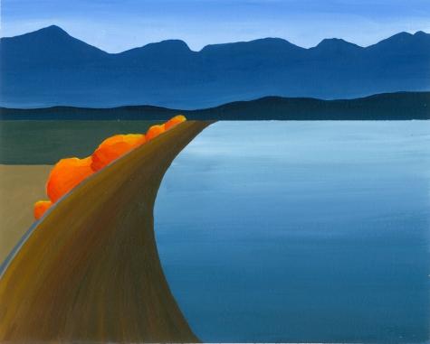 06-Flathead Lake North Shore