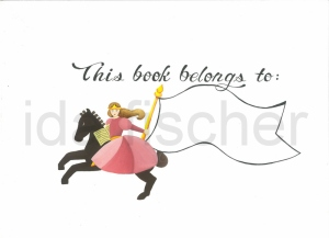 Bookplate Princess