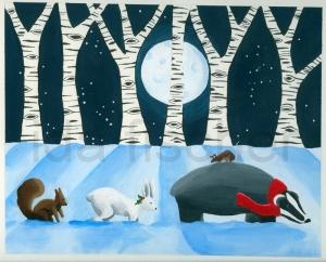 Woodland Christmas II